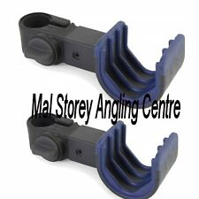 Pair of Preston Innovations Up & Over Pole Rests With NEW Anti Snag Hand Wheel