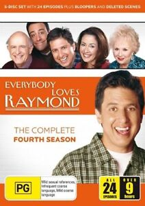 Everybody Loves Raymond : Season 4