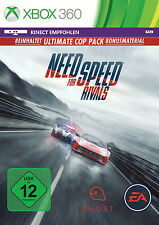 Need for Speed: Rivals -- Limited Edition (Microsoft XBOX 360, 2013, DVD-BOX)