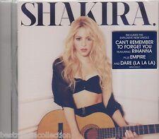 Shakira CD NEW Shakira New ALBUM  2014 Estreno 12 Big Hits SEALED
