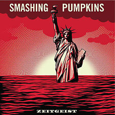 SMASHING PUMPKINS - Zeitgeist (w/book) (spec) - CD - Special Edition - BRAND NEW