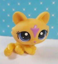 Littlest Pet Shop Figur #2023 Crouching Cat Katze  LPS