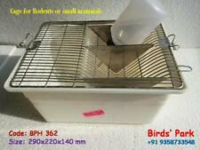 Lab Animal Rat MICE Polypropylene Breeding Cages (Unbreakable)-By FedEx