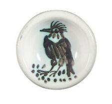 Pablo Picasso Madoura Ceramic Ashtray-'Oiseau à la huppe' Ramié 173