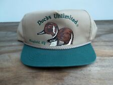 Un-Used Vintage Ducks Unlimited Cap Mayfield Kentucky Chapter FREE SHIP