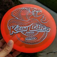 Double Stamp XXL Champion King Cobra Disc Golf Innova