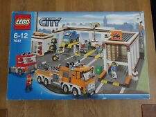 Lego City The Garage 7642. Two substitutes. *****PRICE NOW REDUCED******
