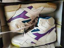 vintage diadora b50 hi basketball shoes good condition size us 11