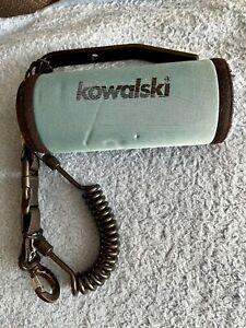 Tauchlampe von Kowalski.