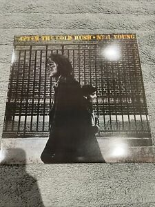 Neil Young Alfter The Gold Rush Coloured LP Vinyl