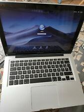 "Apple MacBook Pro 13"" 2012 A1278 (Core i5 2,5Ghz, 8Go RAM, Disque SSD 250 Go)"