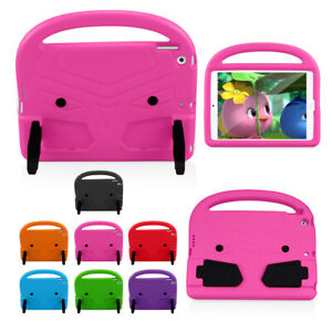 For iPad 9.7 6th 5th Gen Mini 123 Air 4 2 Tablet Case Kids Safe Shockproof Cover
