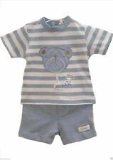 Formal 100% Cotton Outfits & Sets (0-24 Months) for Boys
