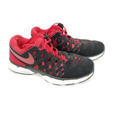 Nike Mens Lunar Fingertrap TR Red/Black Running Shoes Size 10.5W 898065-006