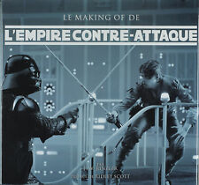 Livre Star Wars Le making of de l'Empire contre-attaque