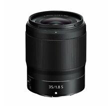 Nikon NIKKOR Z 35mm f/1.8 S Wide Angle Lens (Open Box)