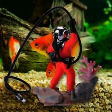 Aquarium Landscaping Oxygen Pneumatic Toy Diver Ecological Fish Tank Decorations