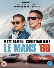 Le Mans 66 (Ford vs. Ferrari) [Blu-ray]