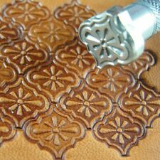 James Linnell - Geometric Stamp (Leather Stamping Tool)