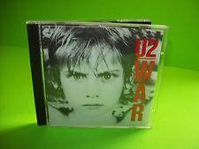 U2 – War CD Island Records – 422-811 148-2 Sunday Bloody Sunday New Years Day