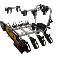 Witter ZX304 Tow Bar Mounted 4 / Four Bike Cycle Carrier