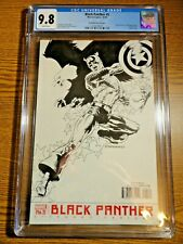 Black Panther #5 Steranko Captain America Variant CGC 9.8 NM/M 1st Print Marvel