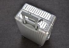 Reisekoffer Neu unbenutzt Aluminum Silver Hartschale Check in Handgepäck