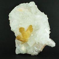 Apophyllite & Stilbite Crystals Pune, Maharashtra, India (EA1404) mineral gem