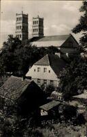 Postkarte PK AK Ansichtskarte Straupitz Spreewald SW Ortschaft Häuser gelaufen