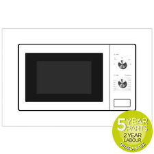 MyAppliances REF28606 Built In White Microwave 20 Litres