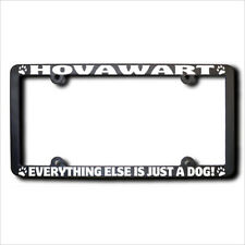 Hovawart Everything Else Is Just A Dog Frame w/Reflective Text