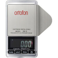 New Ortofon DS-3 Digital Stylus Tracking Force Pressure Scale Japan