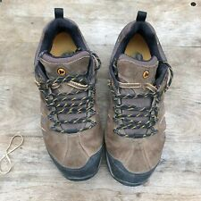 "MERRELL Chameleon 5 Stretch ""Black Slate"" Waterproof Trail Hiking Shoes Mens 11"