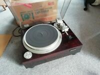 Denon DP-59M Direct Turntable  Audio Record player Condition very good
