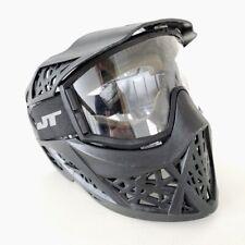 Jt Elite Prime Paintball Mask Goggles Single Pane Clear Lens 180 Degree Vision