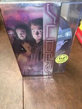 Sliders Dual Dimension Edition The 1st & 2nd Season DVD  Boxset-NEW-Sealed