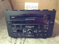 2010 2011 Honda CRV CR-V 6 Disc Cd Player Radio Oem #823