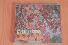 Van Morrison – Meet Me In The Indian Summer - Boitier neuf - CD single promo