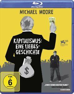 Kapitalismus: Eine Liebesgeschichte [Blu-ray/NEU/OVP] Doku von Michael Moore