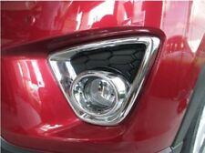 Mazda CX-5 (12-14) Chrom Nebelleuchten Rahmen Blenden Tuning NEU