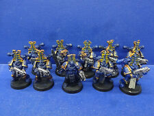 10 Thousand Sons der Chaos Space Marines METALL