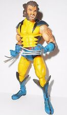 marvel legends WOLVERINE unmasked Variant yellow series III 3 gift pack 2004
