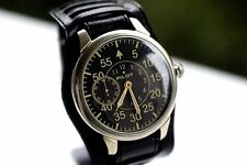 PILOT RUSSIAN VINTAGE RARE 3602 HAND WATCH USSR GOOD CONDITION