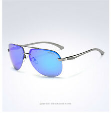 Hot Men's HD Polarized Sunglasses Men Driving Aviator Sunglasses Glasses Eyewear