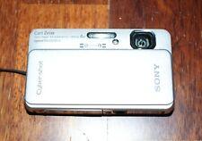 Sony Cyber-shot DSC-TX10 16.2MP Digital Camera Bundle - Silver