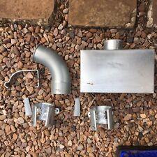 Lindab Small Rectangular Hopper - VATKR - 75mm