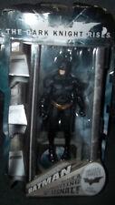 Mattel Batman Dark Knight Rises Movie Masters Batman Figure Unopened
