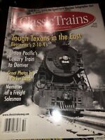 Classic Trains LOT of 7 Magazines FROM 2000-2009