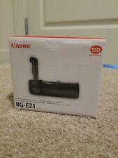 (genuine) Canon BG-E21 Battery Grip for EOS 6D mark ii