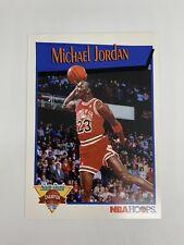 1991 Michael Jordan NBA Hoops #IV Slam Dunk Champion #K2